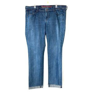 Standards & Practices Jeans 40x31 Mid-Rise Cuffed